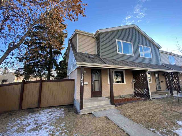 2564 138A Avenue, Edmonton, AB T5Y 1T3 (#E4225733) :: RE/MAX River City