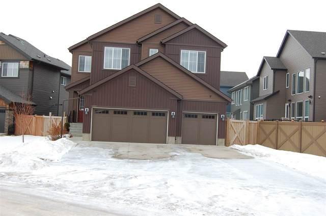 1335 Graydon Hill Way, Edmonton, AB T6W 3C6 (#E4225749) :: RE/MAX River City