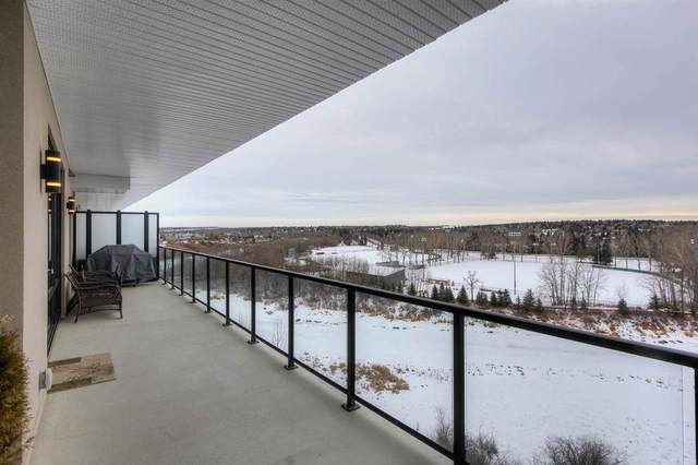 827 200 Bellerose Drive, St. Albert, AB T8N 7P7 (#E4225761) :: The Foundry Real Estate Company