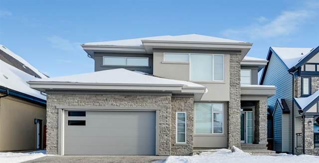 607 Howatt Drive, Edmonton, AB T6W 2T6 (#E4225763) :: RE/MAX River City