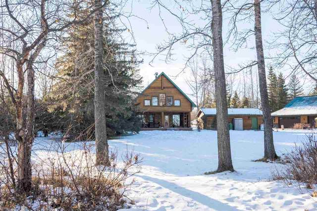 30 & 34 464009 RGE RD 63, Rural Wetaskiwin County, AB T0C 0T0 (#E4225765) :: The Foundry Real Estate Company