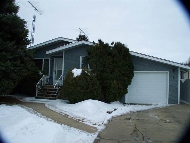 5726 54 Street, Vegreville, AB T9C 1J8 (#E4225792) :: The Foundry Real Estate Company