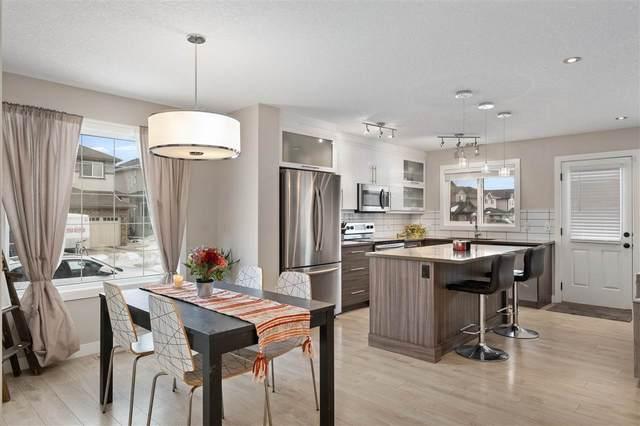 6903 Cardinal Wynd, Edmonton, AB T6W 2Y4 (#E4225797) :: The Foundry Real Estate Company
