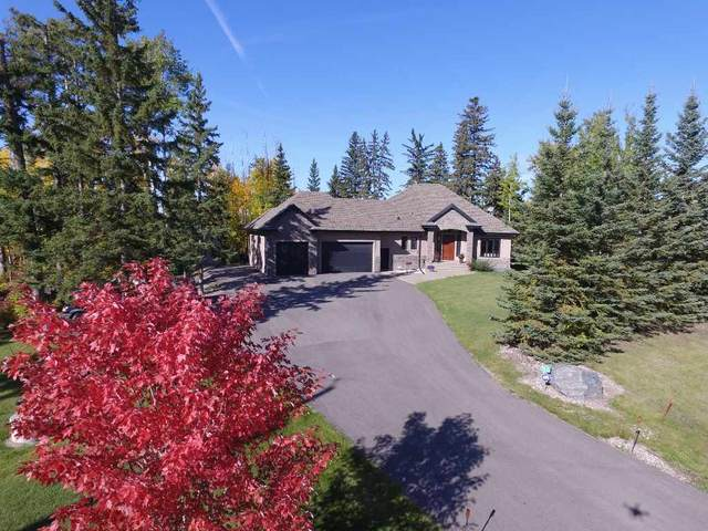 96 53305 Range Road  273, Rural Parkland County, AB T7X 3N3 (#E4225817) :: The Foundry Real Estate Company