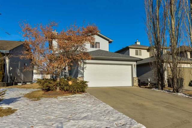 20 Lindsay Avenue, Spruce Grove, AB T7X 4H6 (#E4225832) :: The Foundry Real Estate Company