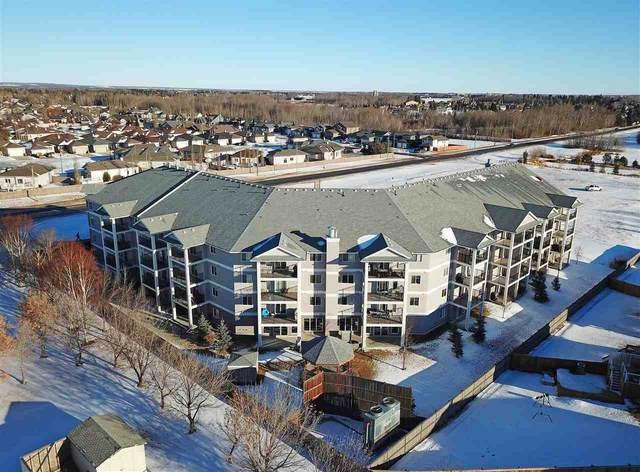 330 99 Westerra Manor, Stony Plain, AB T7Z 0G7 (#E4225833) :: RE/MAX River City