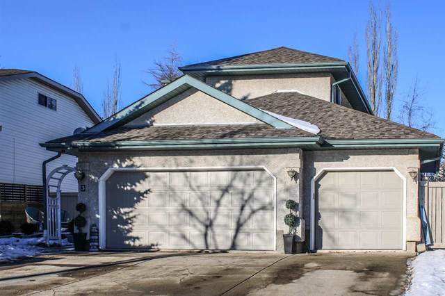 3 Everest Crescent, St. Albert, AB T8N 6E3 (#E4225843) :: The Foundry Real Estate Company