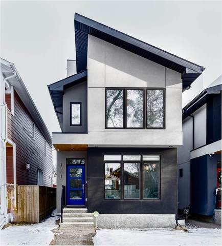 10815 123 Street, Edmonton, AB T5M 0C7 (#E4225848) :: The Foundry Real Estate Company