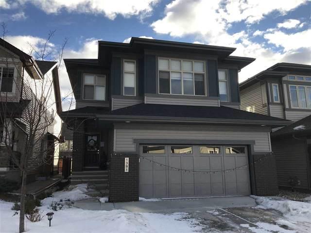 1391 Ainslie Wynd, Edmonton, AB T6W 3E9 (#E4225859) :: The Foundry Real Estate Company
