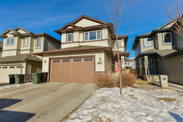 174 Henderson Link, Spruce Grove, AB T7X 0C7 (#E4225863) :: The Foundry Real Estate Company
