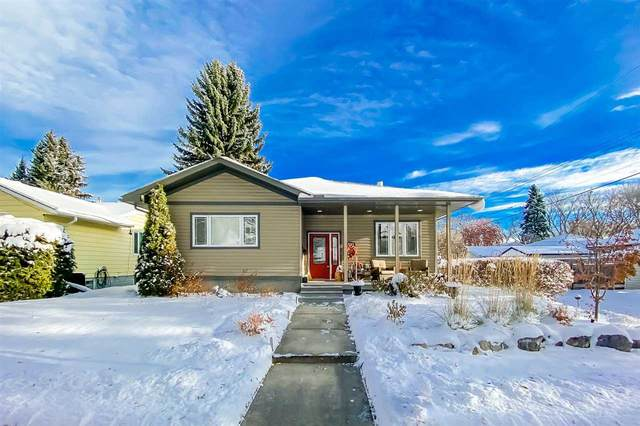 9211 146A Street, Edmonton, AB T5R 0X5 (#E4225884) :: Initia Real Estate