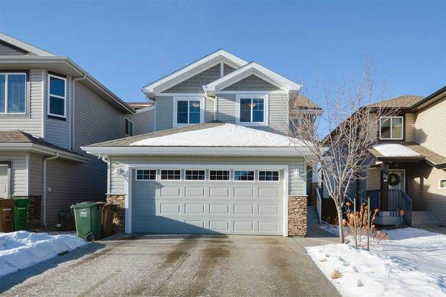 24 Newgate Way, St. Albert, AB T8N 4C5 (#E4225914) :: The Foundry Real Estate Company