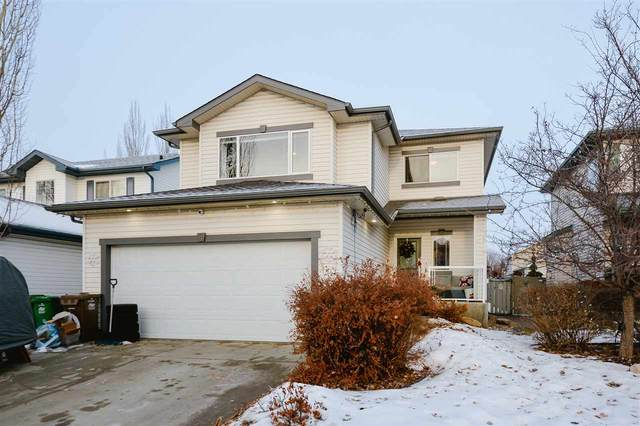 3 Escada Close, St. Albert, AB T8N 6X5 (#E4225916) :: The Foundry Real Estate Company