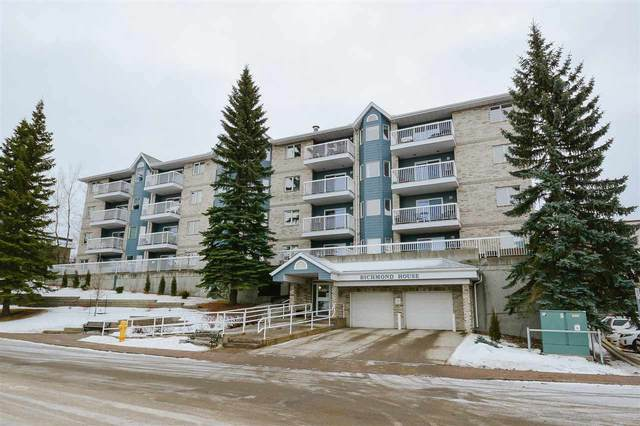 320 52 St Michael Street, St. Albert, AB T8N 1C9 (#E4225917) :: The Foundry Real Estate Company