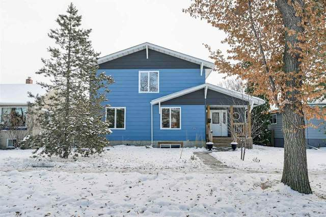 10961 129 Street, Edmonton, AB T5M 0Y2 (#E4225922) :: The Foundry Real Estate Company
