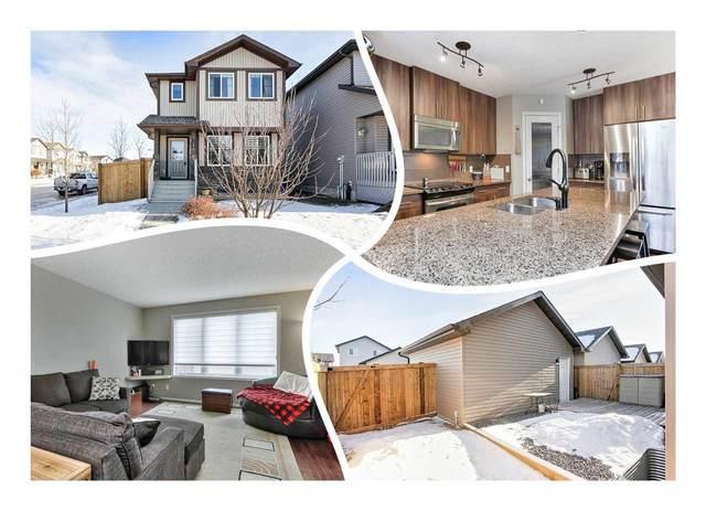 7109 Cardinal Way, Edmonton, AB T6W 1Z2 (#E4225923) :: The Foundry Real Estate Company