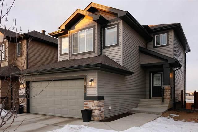 1816 16B Avenue, Edmonton, AB T6T 2C2 (#E4225924) :: The Foundry Real Estate Company