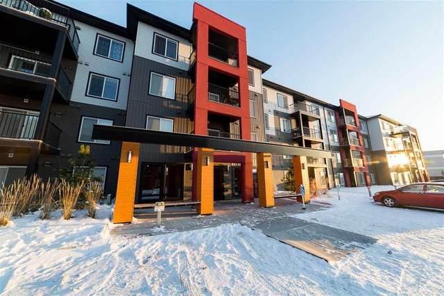 445 348 Windermere Road, Edmonton, AB T6W 2P2 (#E4225926) :: The Foundry Real Estate Company