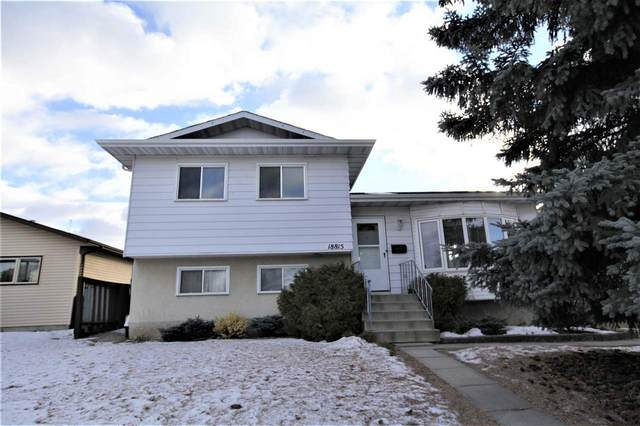 18815 98 Avenue NW, Edmonton, AB T5T 3L9 (#E4225932) :: The Foundry Real Estate Company