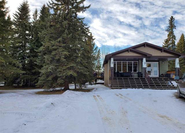 18 62036 TWP RD 462, Rural Wetaskiwin County, AB T0C 0T0 (#E4225935) :: The Foundry Real Estate Company