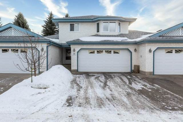 16 85 Gervais Road, St. Albert, AB T8N 6H4 (#E4225957) :: The Foundry Real Estate Company