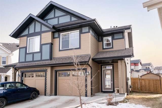 2436 Cassidy Way, Edmonton, AB T6W 3E2 (#E4225960) :: The Foundry Real Estate Company