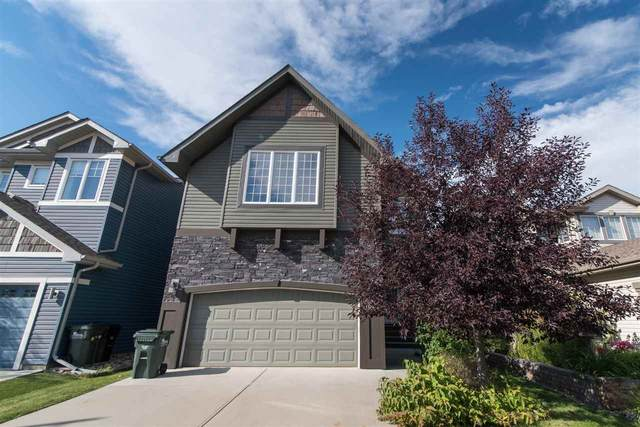 4020 Summerland Drive, Sherwood Park, AB T8H 0K4 (#E4225981) :: The Foundry Real Estate Company