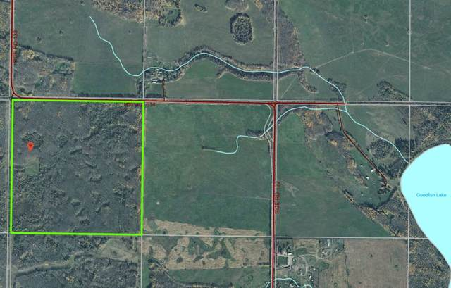 Range Rd 133 Township Rd 614, Rural Smoky Lake County, AB T0A 3C0 (#E4225982) :: The Foundry Real Estate Company