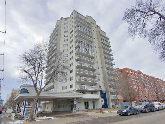 1303 10130 114 Street, Edmonton, AB T5K 2S6 (#E4225989) :: RE/MAX River City