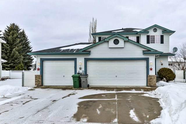 4016 53 Street, Beaumont, AB T4X 1N4 (#E4225998) :: Initia Real Estate