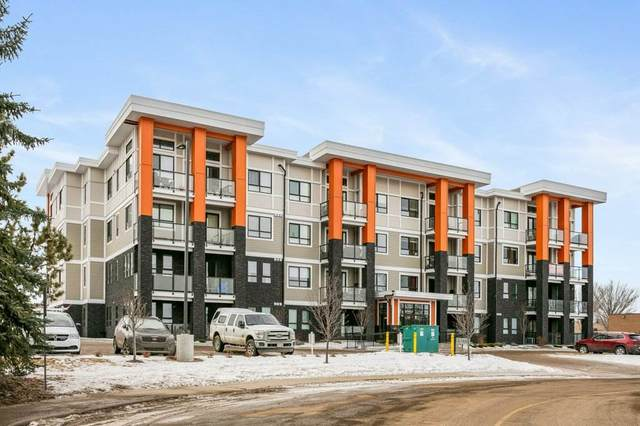306 17 Columbia Avenue W, Devon, AB T9G 1Y7 (#E4226003) :: Initia Real Estate