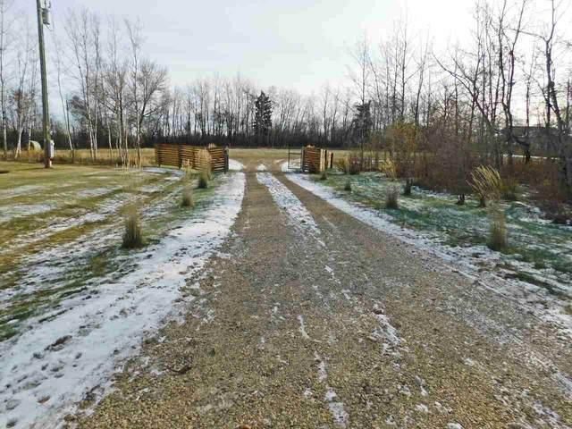 57102 Rg Rd 231, Rural Sturgeon County, AB T0A 1N5 (#E4226007) :: Initia Real Estate