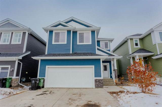 291 Sheppard Circle, Leduc, AB T9E 0Y3 (#E4226013) :: Initia Real Estate