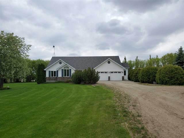 58513 262, Rural Westlock County, AB T0G 2J0 (#E4226052) :: Initia Real Estate