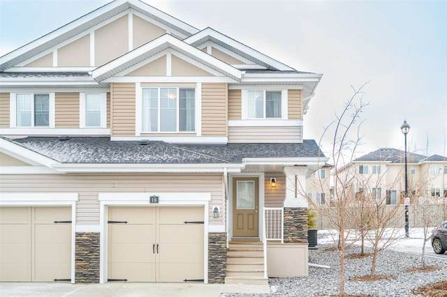 18 21 Augustine Crescent, Sherwood Park, AB T8H 0X4 (#E4226057) :: The Foundry Real Estate Company