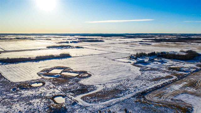 57511 Range Road 223, Rural Sturgeon County, AB T0A 2R0 (#E4226090) :: The Foundry Real Estate Company