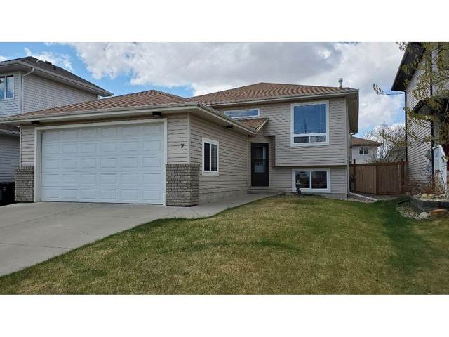 7 Woods Crescent, Leduc, AB T9E 8K3 (#E4226138) :: Initia Real Estate