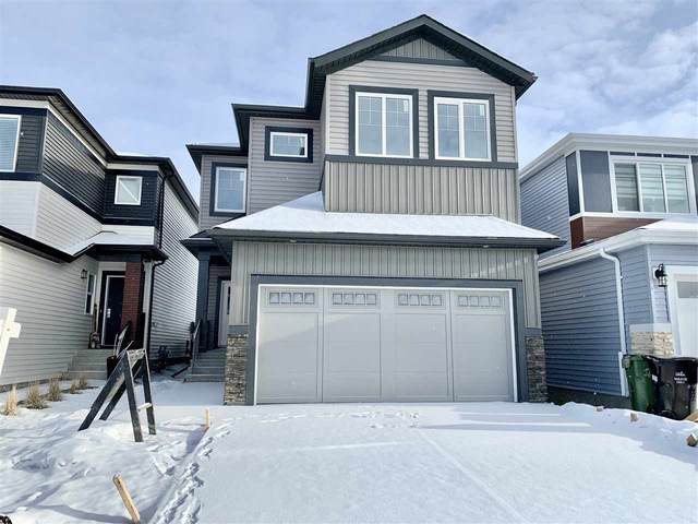 Leduc, AB T9E 1J7 :: Initia Real Estate