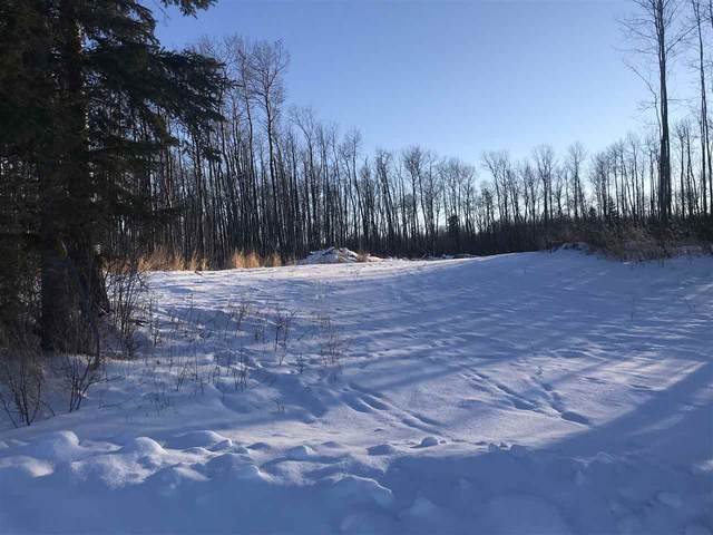 TWP Rd 634 Rg Rd 444, Rural Bonnyville M.D., AB T9N 2H4 (#E4226160) :: Initia Real Estate