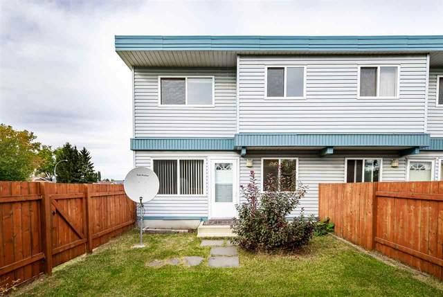 8 8717 184 Street, Edmonton, AB T5T 1X2 (#E4226163) :: Initia Real Estate