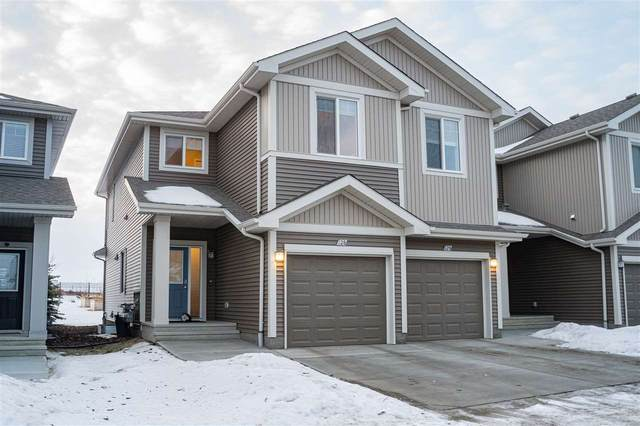 28 6004 Rosenthal Way, Edmonton, AB T5T 7L1 (#E4226180) :: Initia Real Estate