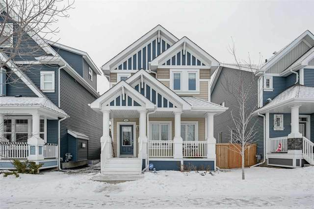 7931 22 Avenue, Edmonton, AB T6X 0Z1 (#E4226189) :: Initia Real Estate