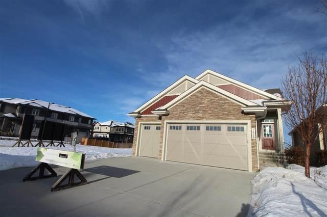 1806 Ainslie Court, Edmonton, AB T6W 2R8 (#E4226236) :: The Foundry Real Estate Company