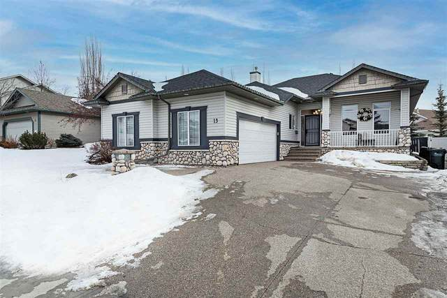 13 Heritage Way, Sherwood Park, AB T8A 6H4 (#E4226276) :: RE/MAX River City