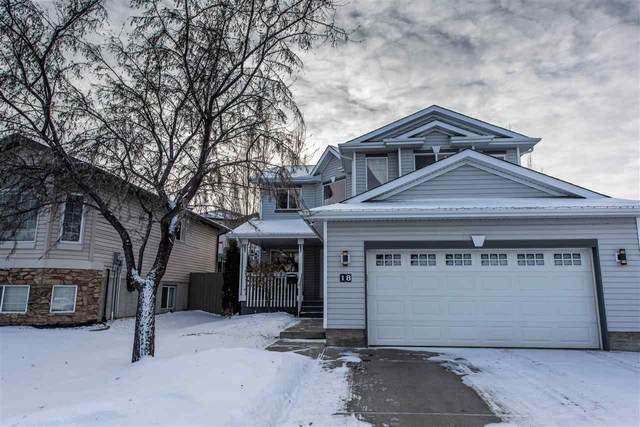 18 Carriere Crescent, Beaumont, AB T4X 0A8 (#E4226284) :: Initia Real Estate