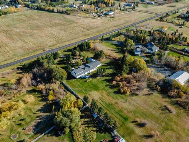 260 50302 RGE RD 244 A, Rural Leduc County, AB T4X 0P4 (#E4226301) :: Initia Real Estate