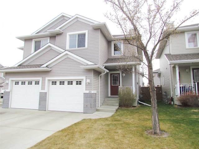 1428 Hodgson Way, Edmonton, AB T6R 3P8 (#E4226312) :: The Foundry Real Estate Company