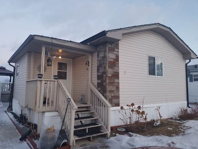 2 Midland Road, Millet, AB T0C 1Z0 (#E4226321) :: RE/MAX River City