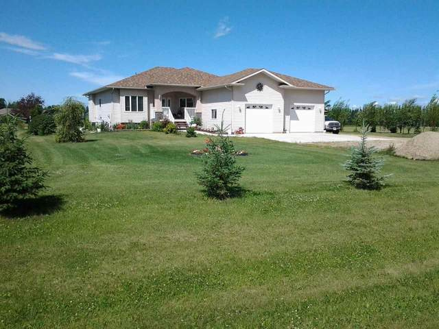 40 27118 Hwy 18, Rural Westlock County, AB T7P 2P6 (#E4226323) :: RE/MAX River City