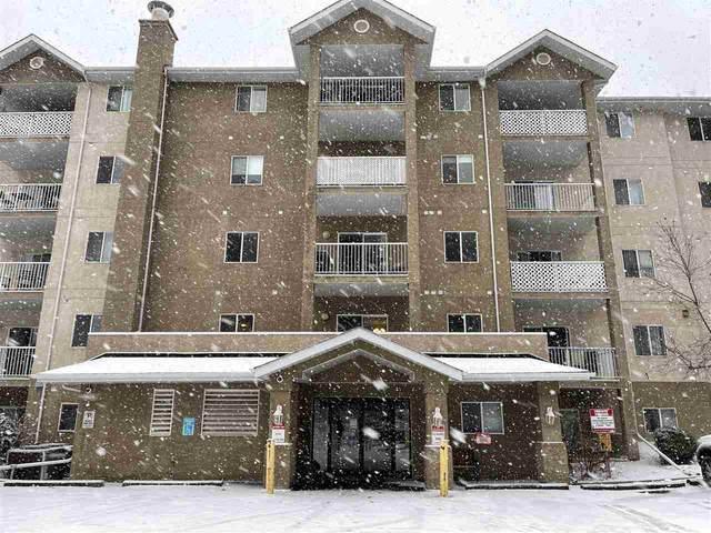 201 10535 122 Street, Edmonton, AB T5N 4B7 (#E4226386) :: The Foundry Real Estate Company